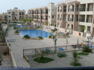 hl0303 – 2 Bed apartment – Holiday Rent – Tomb of the Kings