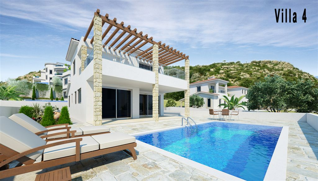 R0370 – 3Bedroom Villa – Peyia