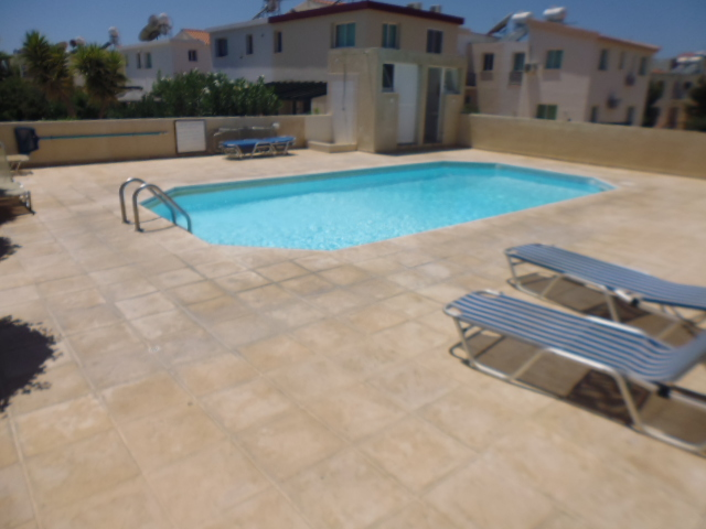 HL0308 – 2 Bedroom Apartment – Holiday Let – Kato Paphos