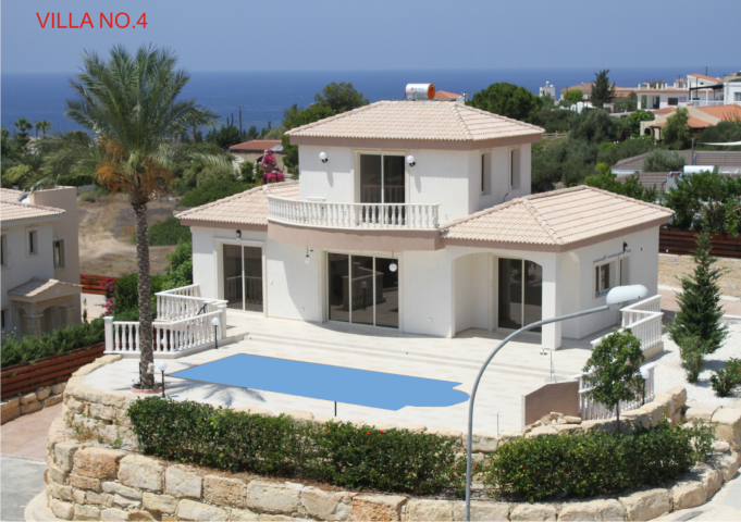 Seacaves Villa – For Sale – Paphos – R0401