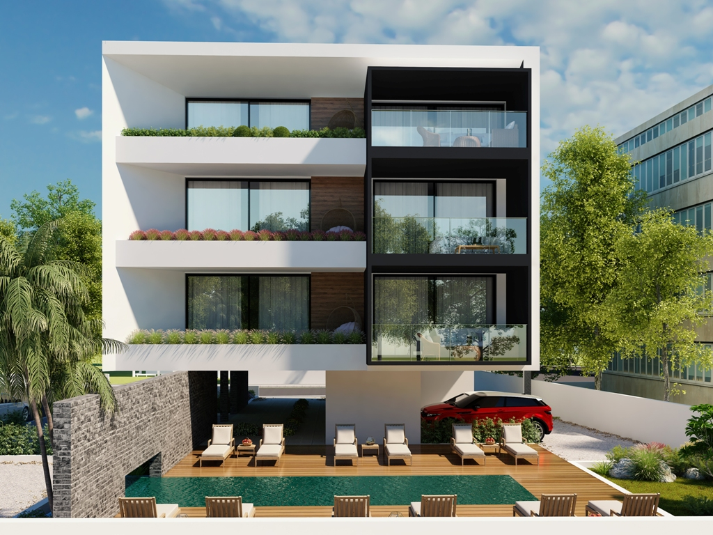 Entire Investment project for sale – Kato Paphos