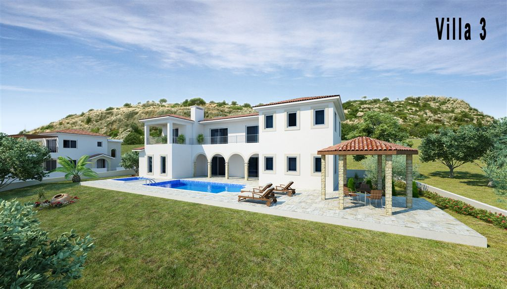 R0369 – 5 Bedroom Villa – Peyia