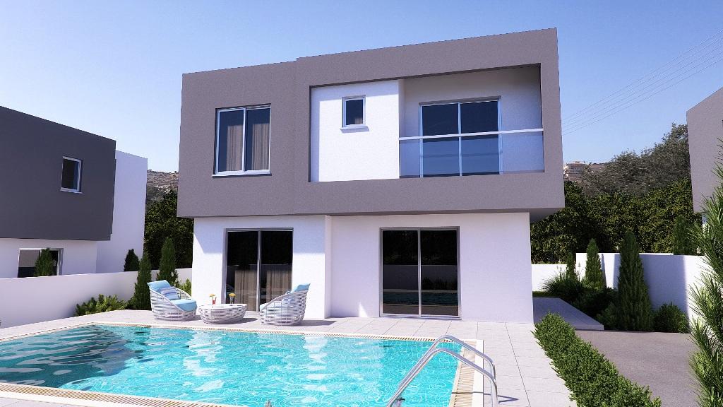 R0367 – 3 Bedroom Villa – Geroskipou – Paphos