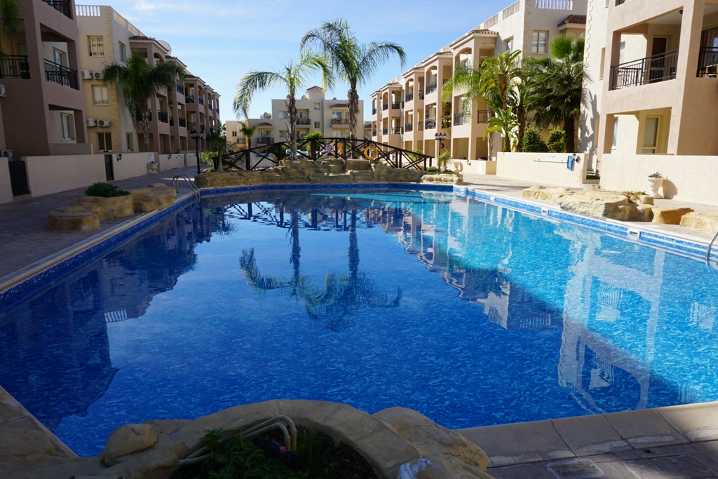 R0366 – 2 Bed Apartment – Tomb of the Kings – Paphos