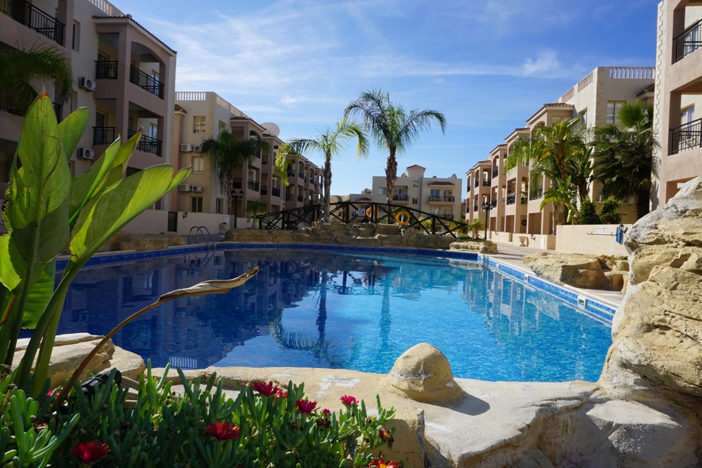 HL0301 – 2 Bed Apartment – Holiday Let – Tomb of the Kings – Paphos