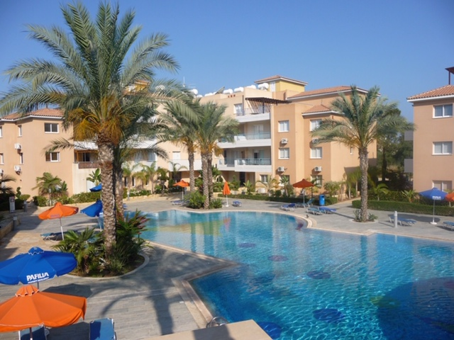 HL0312 – 3 Bedroom Apartment – Holiday Let – Kato Paphos