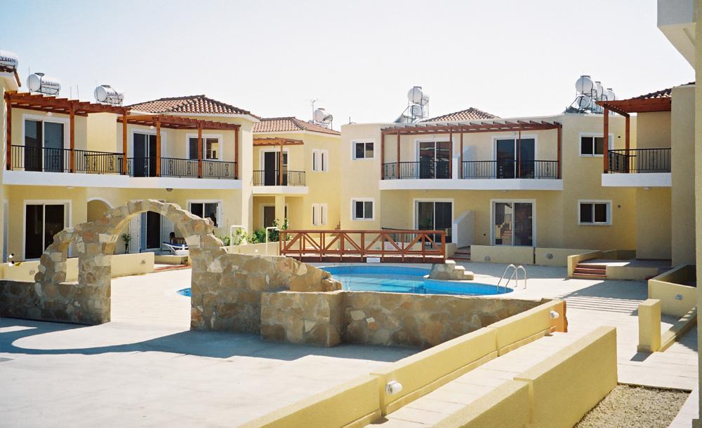 L0373 – 2 Bedroom Apartment – Kato Paphos