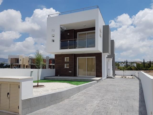 3 Bed Villas – Chlorakas – For Sale – R0403