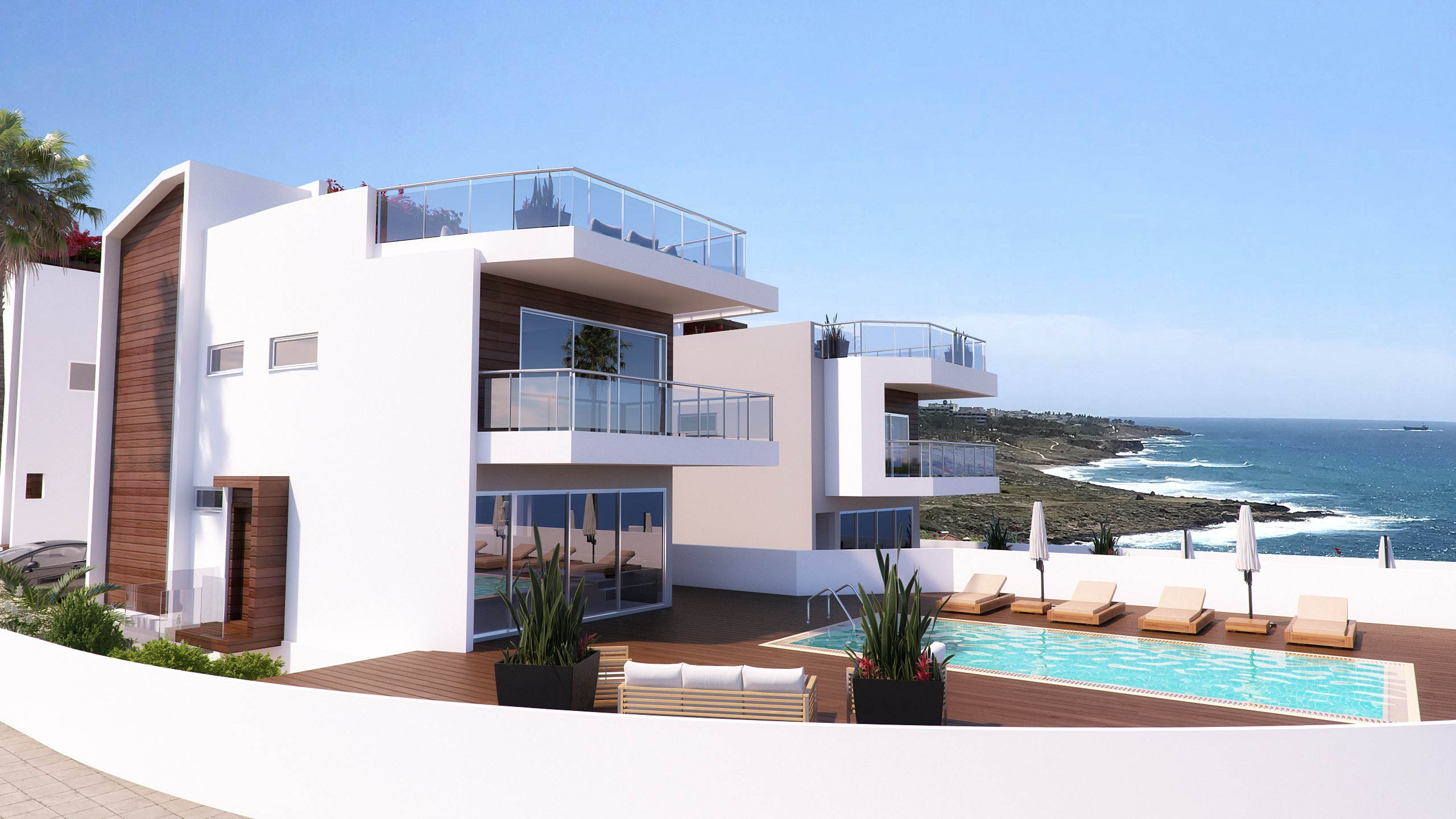 Luxury Villas – Kissonerga – For Sale Paphos – R0397