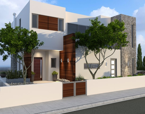 5 bed villas – Geroskipou – R0405