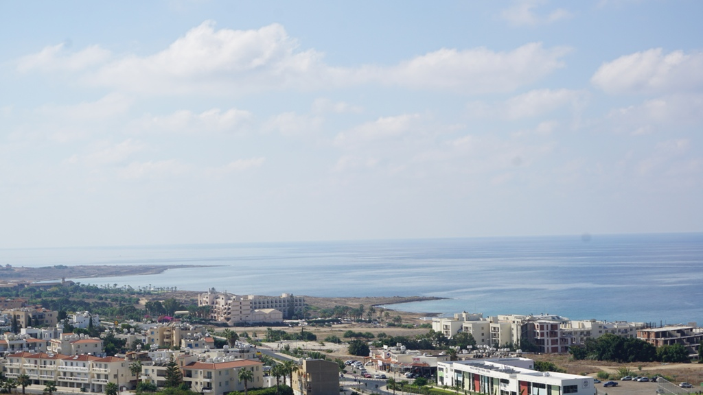 2 Bed Town house – For Rent – Chlorakas – Seaviews – L0378