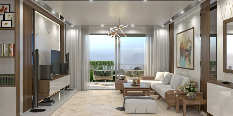 QUALITY HOMES - UNIVERSAL - 20191127 - INTERIOR 01 - LIVING ROOM AND KITCHEN