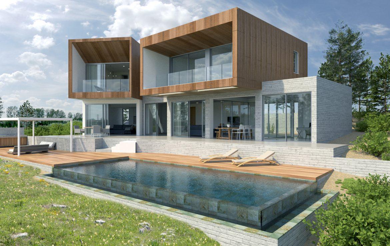 4 bed Modern villa – Armou