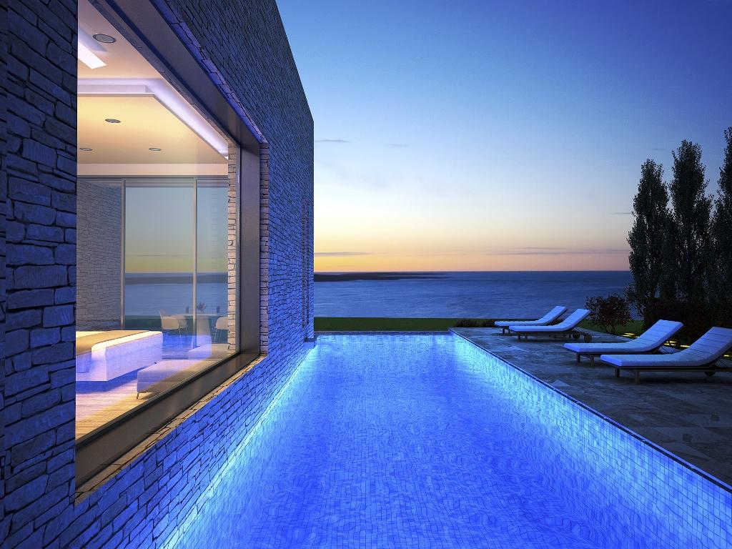 Luxury villas – Seacaves