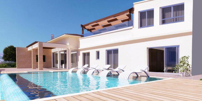 Venus Beach Villa 1 Option B No1