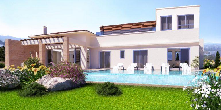 Venus Beach Villa 1 Option B no2