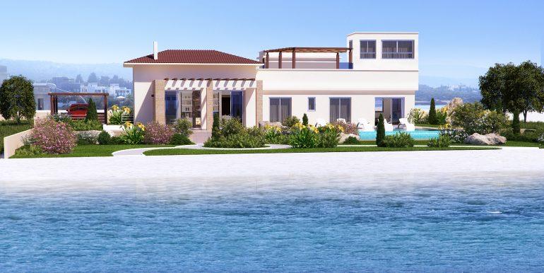 Venus Beach Villa 1 Option B no3