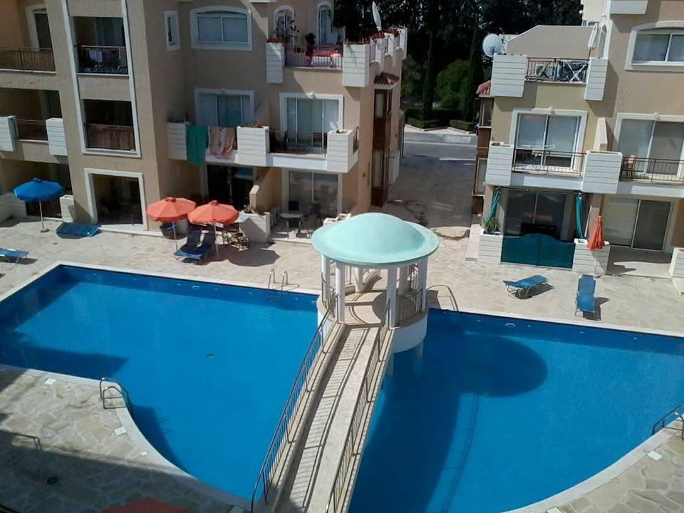 2 Bed 2 Bath – Kato Paphos – For rent