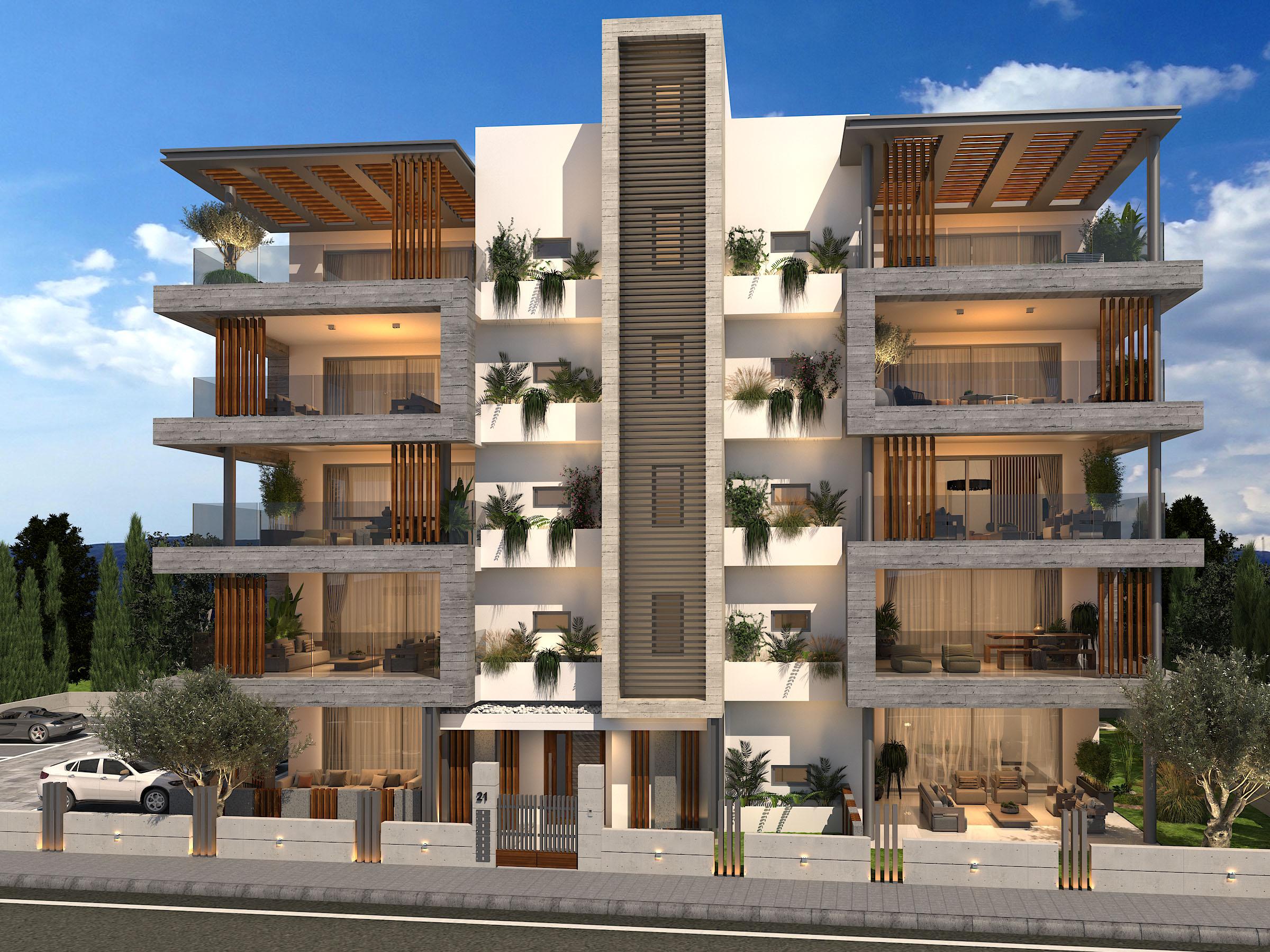 Luxury City Apartments – R0452