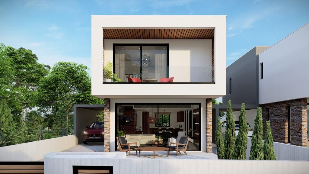 3 Bed villas – Agia Marinouda