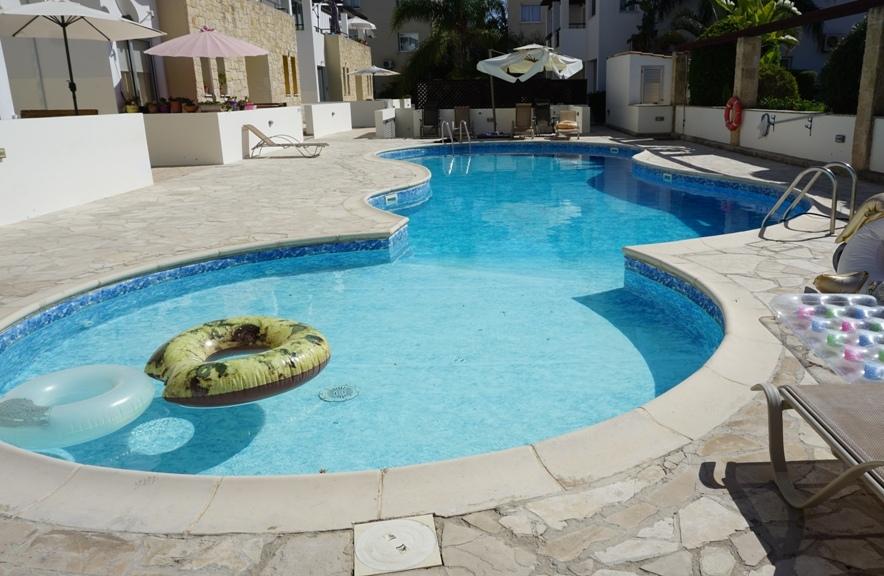 1 Bed 2 bath apartment – Kato Paphos – for rent