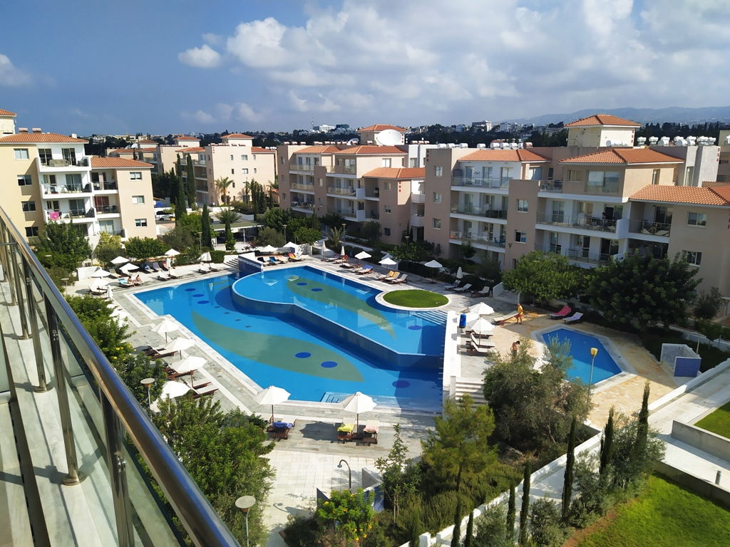 7-407 Studio for sale  – Kato Paphos
