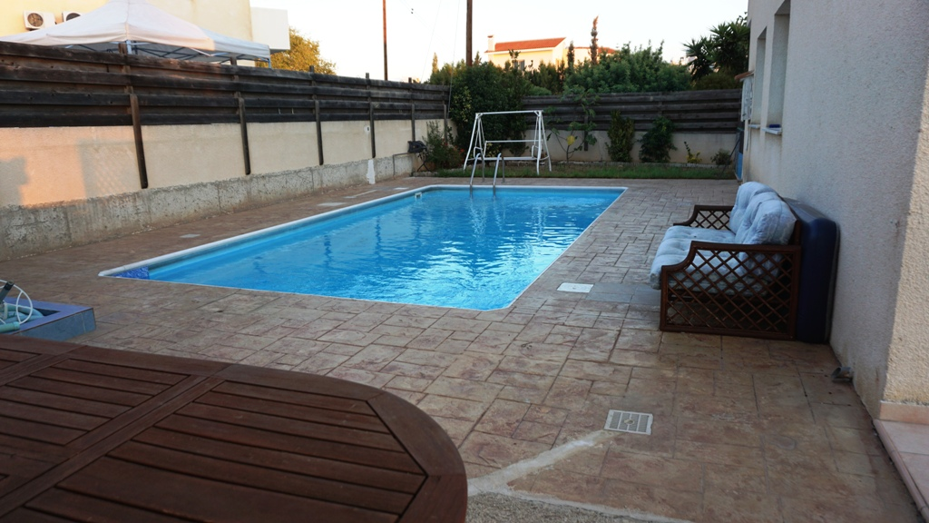 3 Bed villa – Mesogi