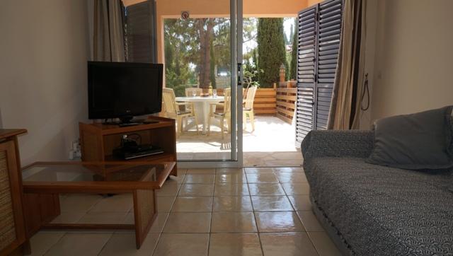 Living room 1780